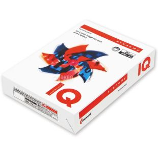 IQ Economy A4 paper for printing 500 l., Class C, 80g / m2