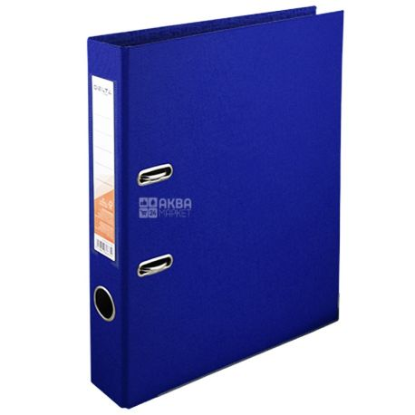 Axent, папка-реєстратор, Delta, Синя, А4, м/у