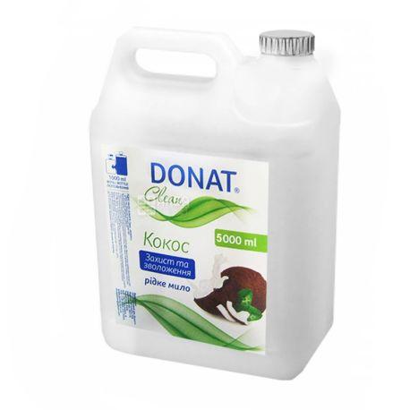 Donat, 5 л, жидкое мыло, Кокос