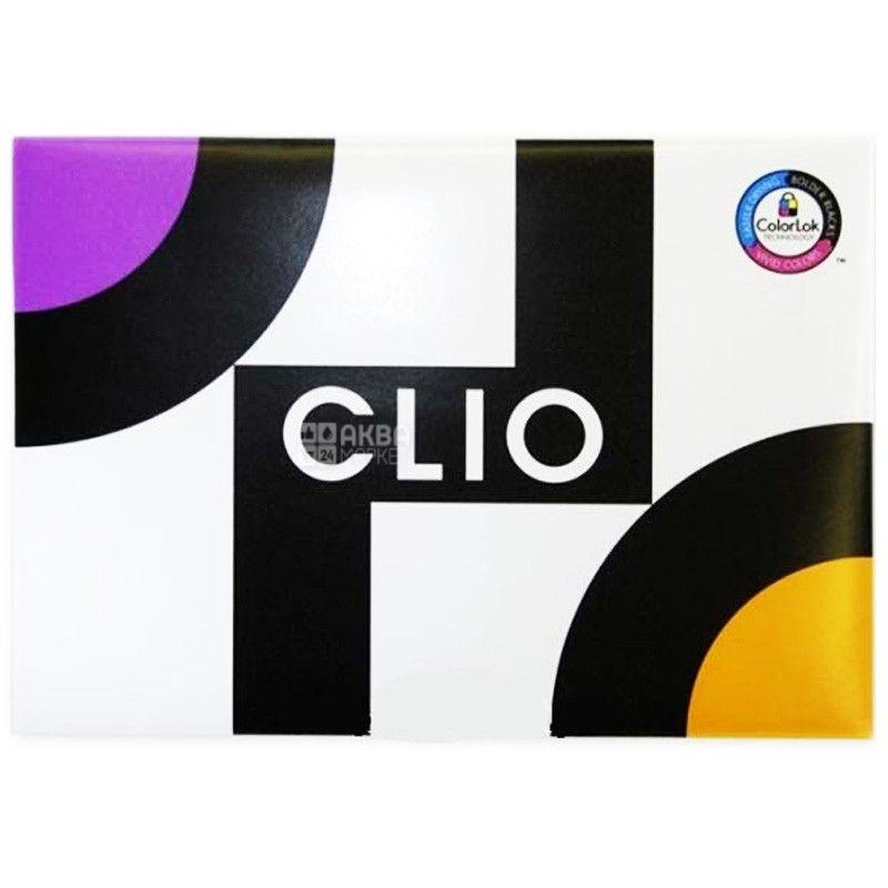Clio, 500 л., бумага А4 Офисная, 80г/м2, класс С