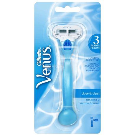 Gillette, станок для гоління, Venus