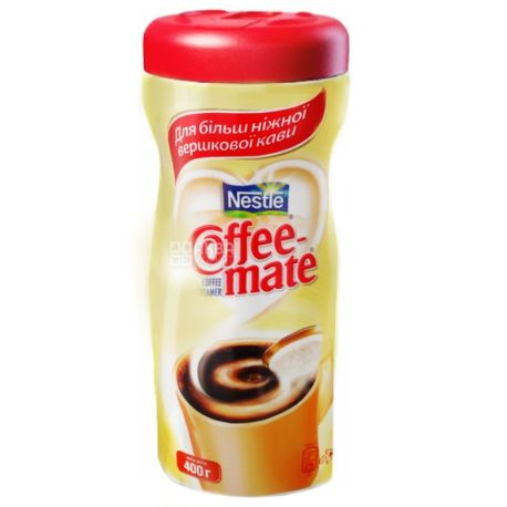 Coffee-mate, 400 г, Вершки сухі Коффі-Мейт