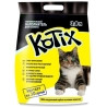 Kotix, 3,8л, наповнювач гігієнічний, силікон