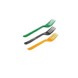 Shvidkoff, 250 pcs., Fruit fork, fiberglass, Assorted, m / s