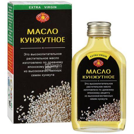 Golden Kings of Ukraine, 0,1 л, масло, кунжутное