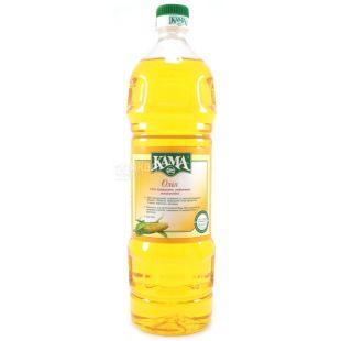 Кама, 1 л, Масло кукурузное, рафинированное