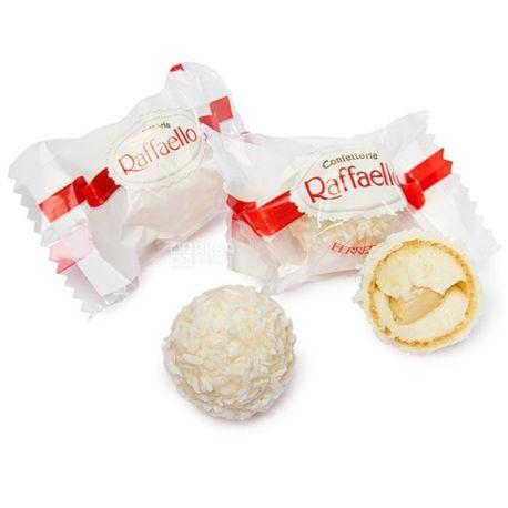 Raffaello, 150 г, конфеты