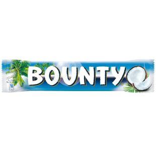 Bounty, 57 g, Batonchik