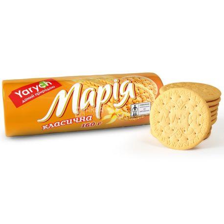 Yarych, 160 г, печенье, Мария классическая