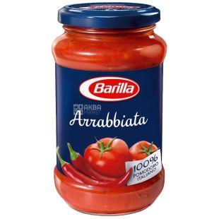 Barilla Arrabbiata, 400 г, соус для пасты, стекло