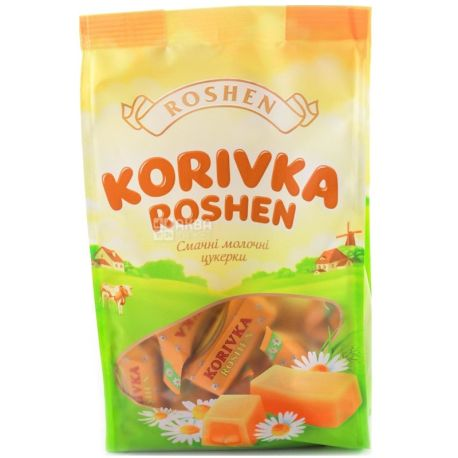 Roshen, 205 г, цукерки, Корівка