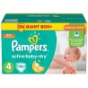 Pampers, 106 шт., підгузки, Active Baby Dry, 8-14 кг