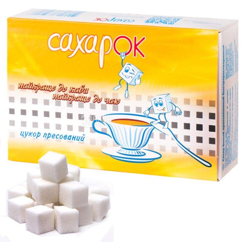 Сахарок, 0,85 кг, сахар, рафинад белый