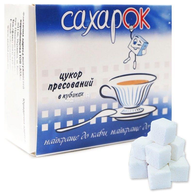 Сахарок, 0,25 кг, цукор, рафінад білий