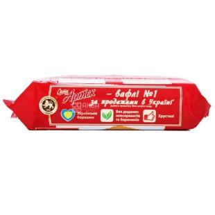 Light, 80 g, waffles, Artek, taste of plombir, m / y