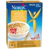 Nordic, 600 г, Пластівці Нордік, вівсяні, з пшеничними висівками