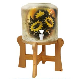 Dispenser, Sunflower, Shamot