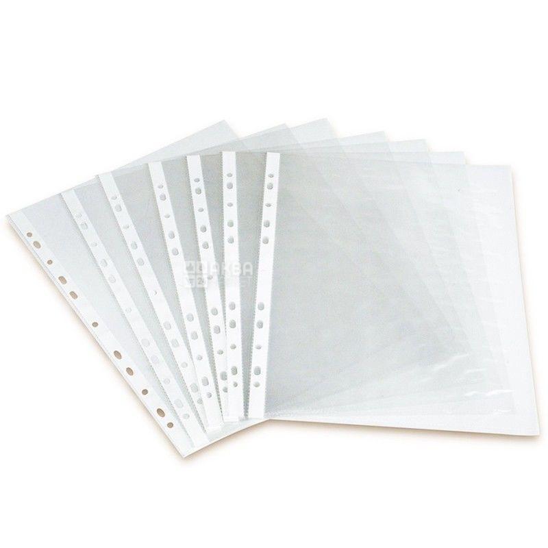 SOHO, Файли глянцеві, А4, 30 мкм, 100 шт.