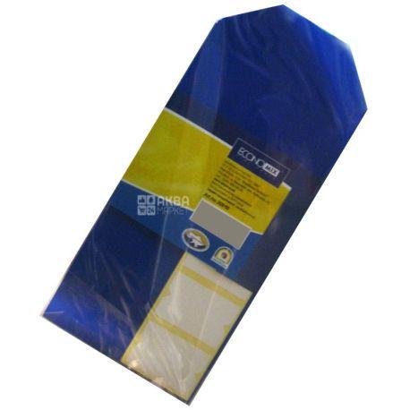 Economix, 100 шт., 240x105 мм, разделитель страниц, Цветной, м/у