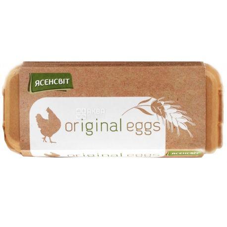 Ясенсвіт, 10 шт., яйця курячі, С0, Original Eggs