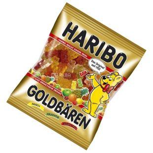 HARIBO, 100 г, жувальні цукерки, Золоті ведмеді