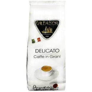 Galeador, 1кг, кава, зерна, Delicato
