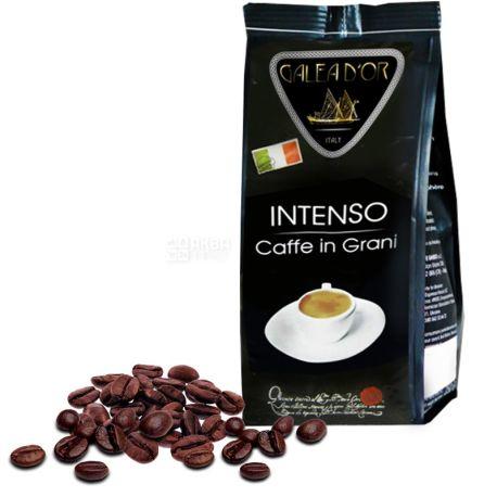 Galeador Intenso, 1 кг, Кава Галеадор Інтенсо, середнього обсмаження, в зернах