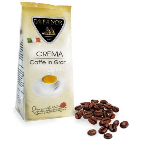Galeador Crema, 1 кг, Кофе Галеадор Крема, средней обжарки, в зернах