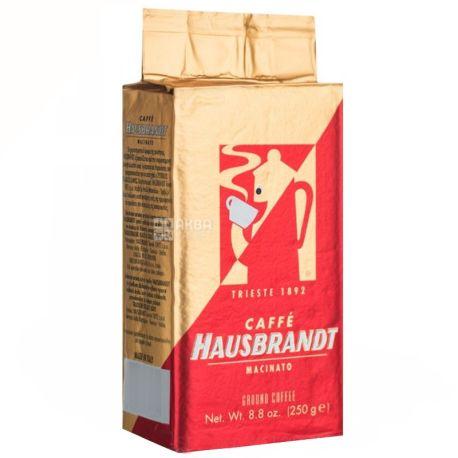 Hausbrandt Macinato, 250 г, Кава Хаусбрандт Макінато, середнього обсмаження, мелена
