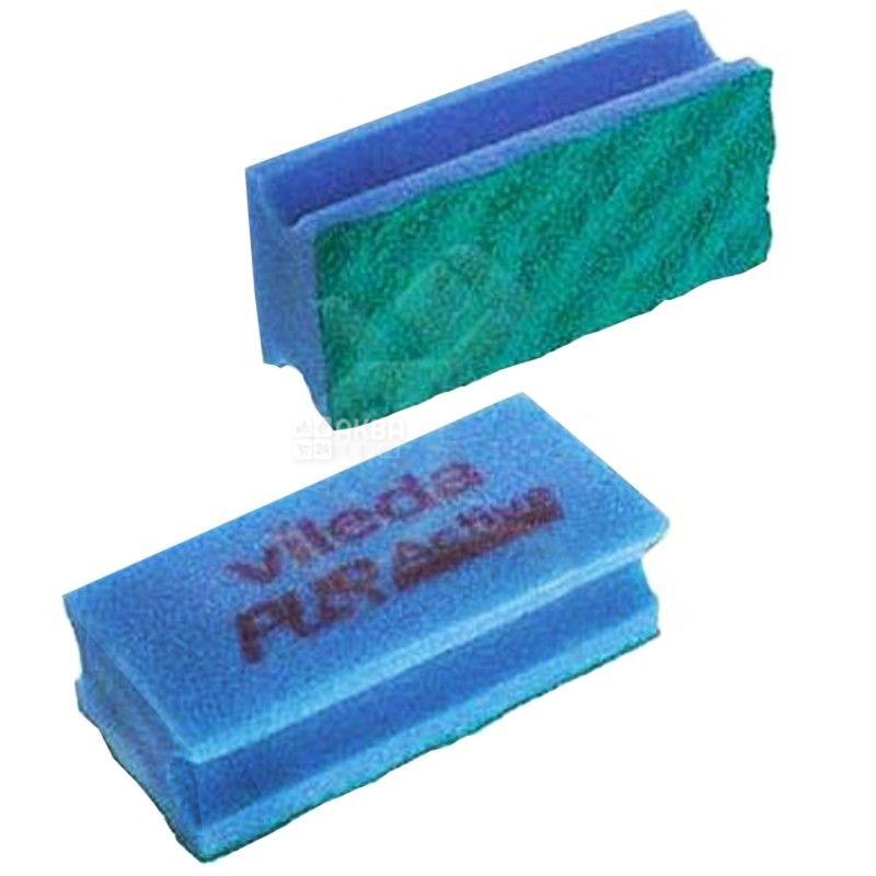 Vileda, kitchen sponge, PUR Active, Blue, m / s