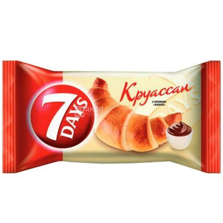 7Days, 60 г, круассан, какао