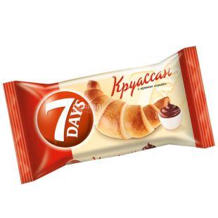 7Days, 60 г, круасан, какао