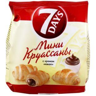 7Days, 60 г, круасани, какао